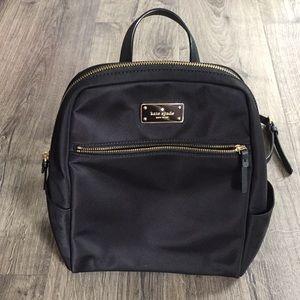NWOT Kate Spade Nylon Backpack